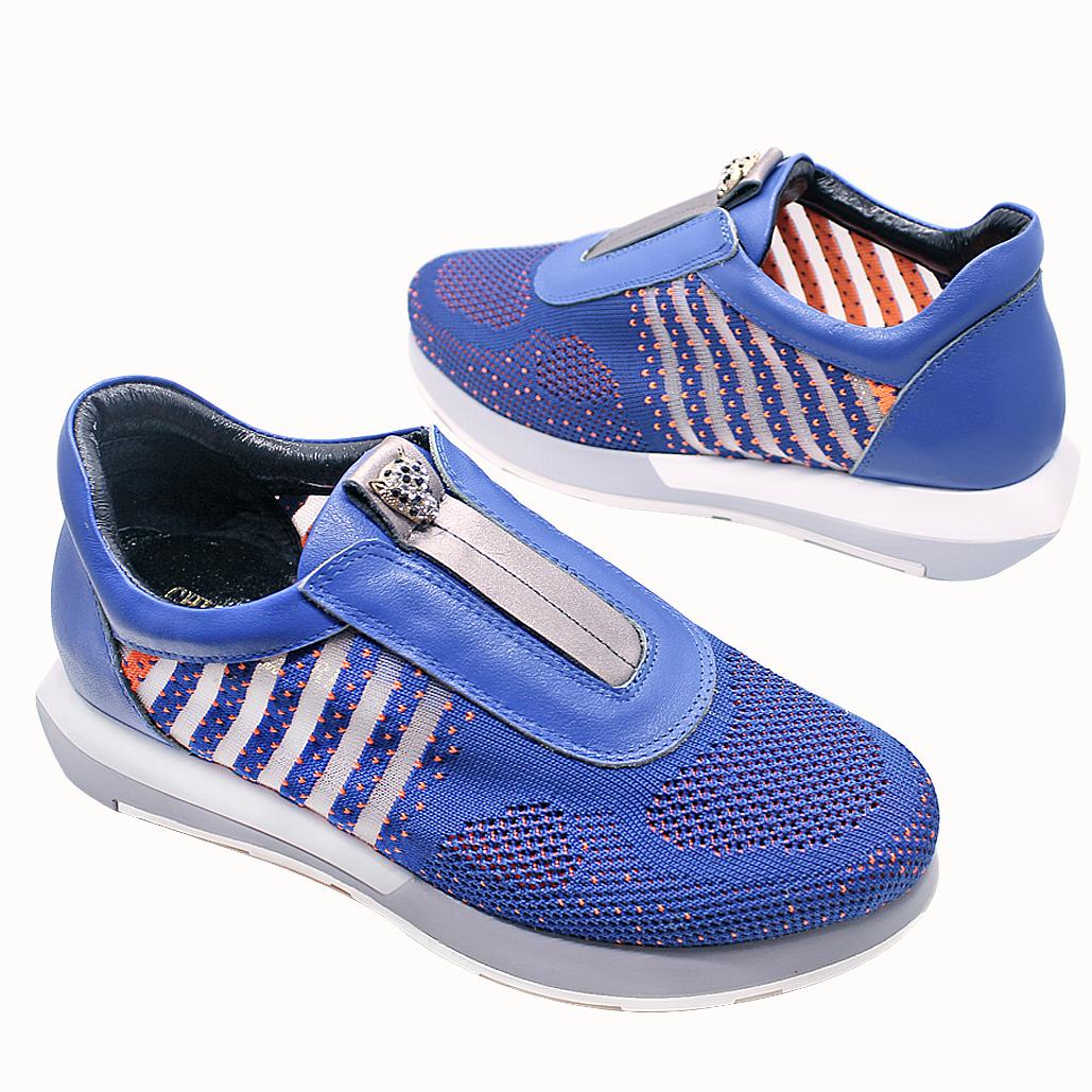 歐洲設計師款小羊皮氣墊球鞋