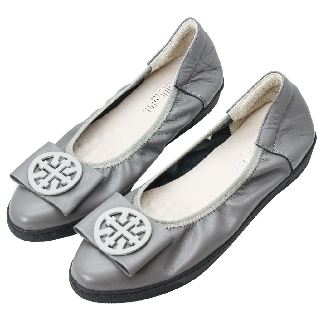 蝴蝶結小羊皮升級版加厚娃娃鞋