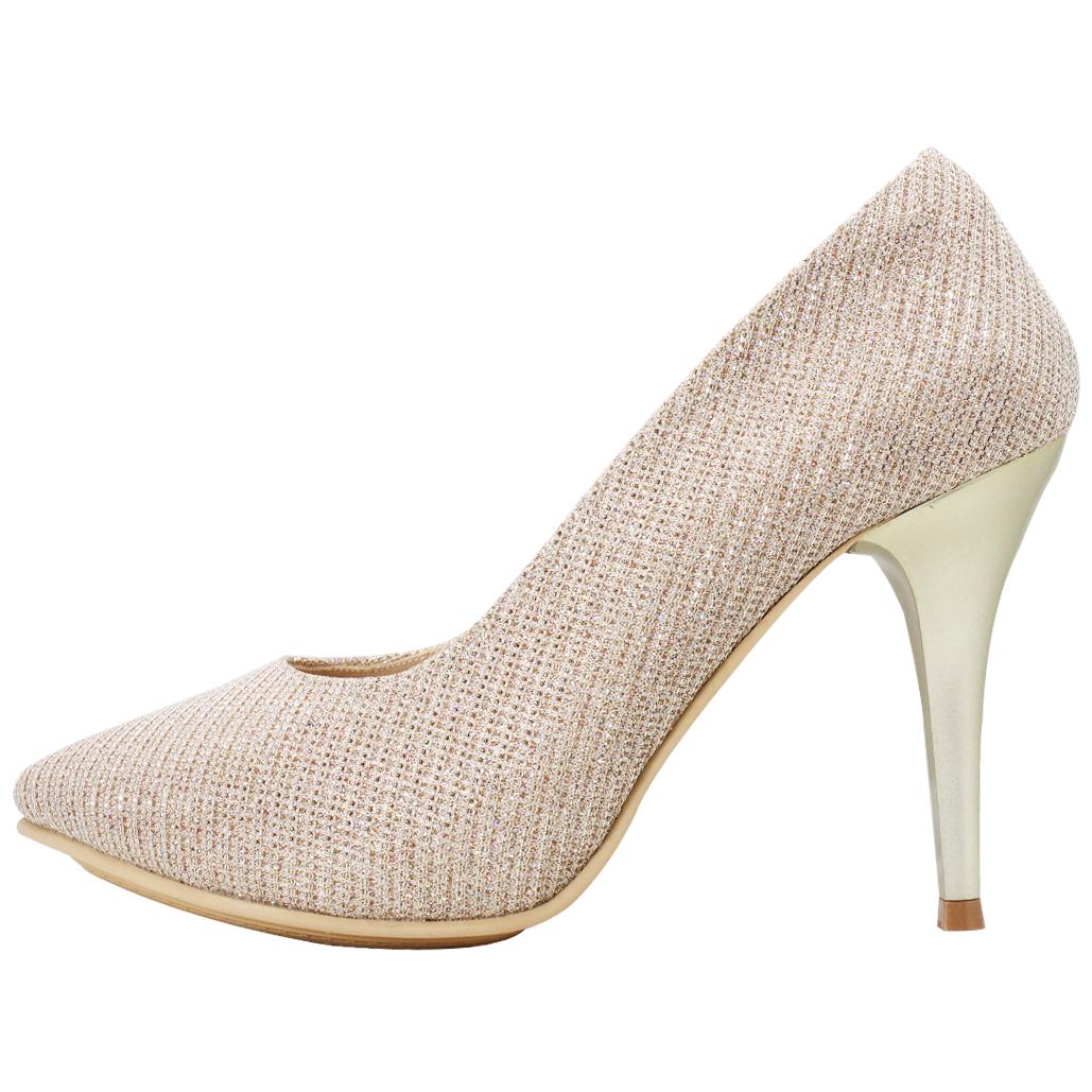 華麗高雅五吋華麗高跟鞋
