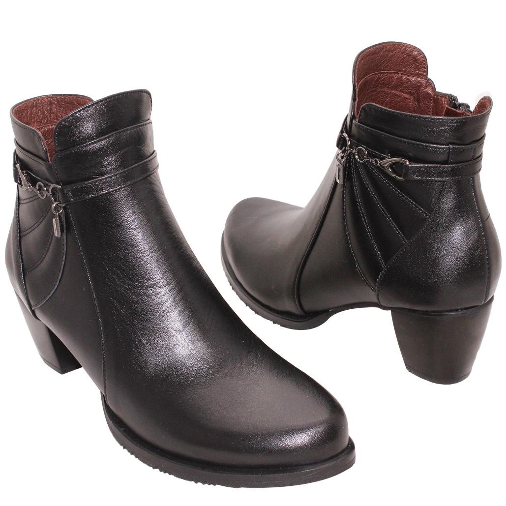 義大利頂級小羊皮輕量三吋短靴