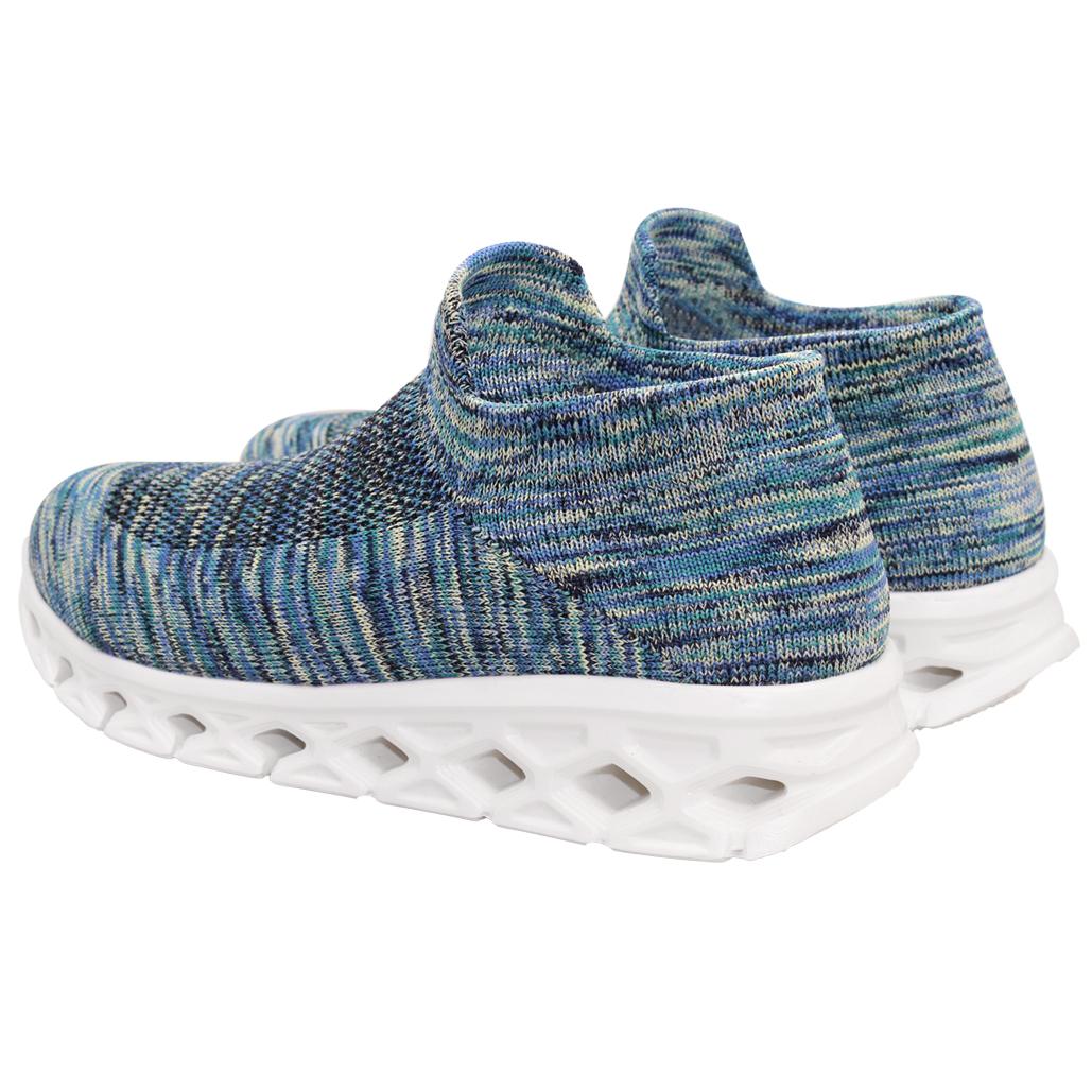 運動風飛織輕量休閒鞋