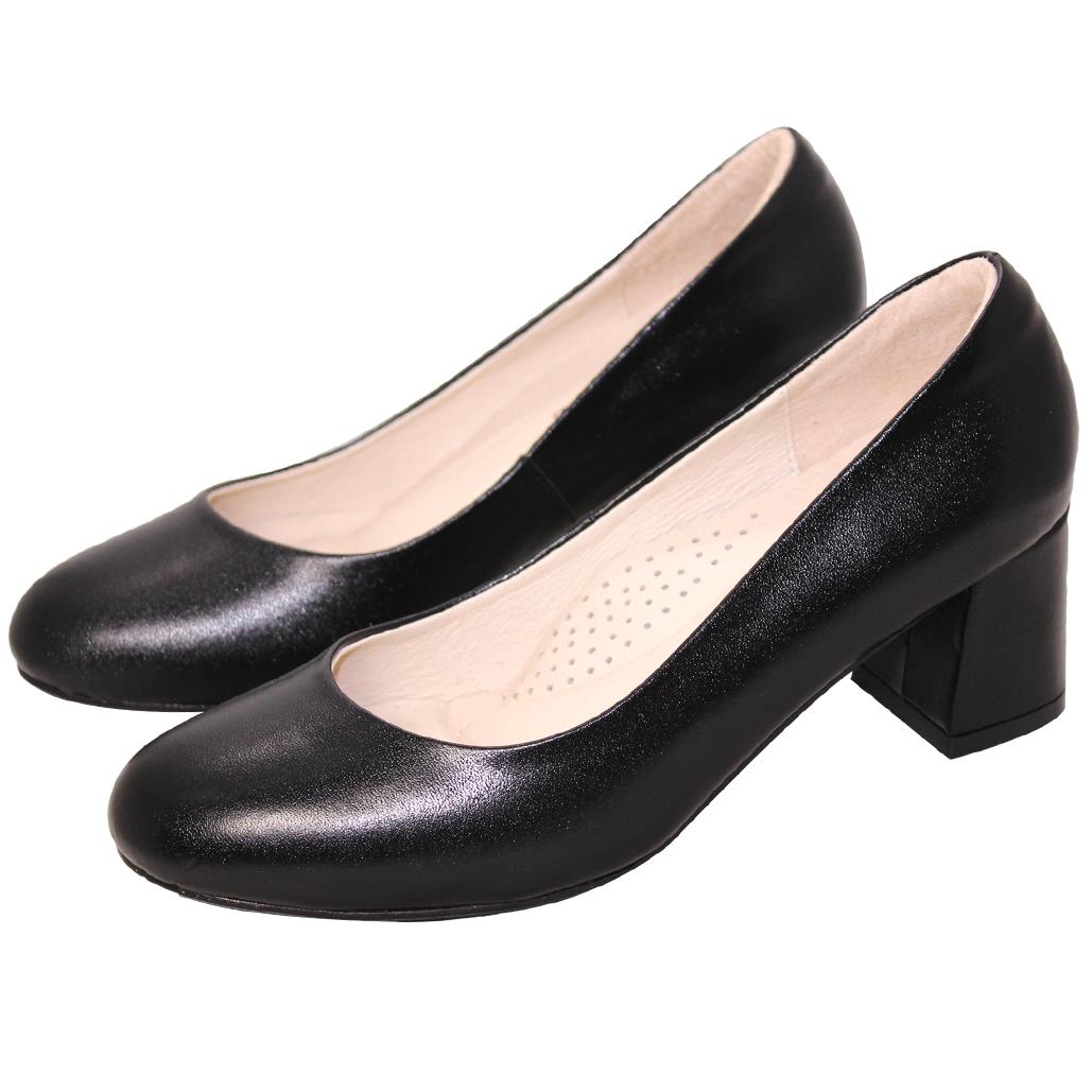 OL基本款小羊皮高跟鞋