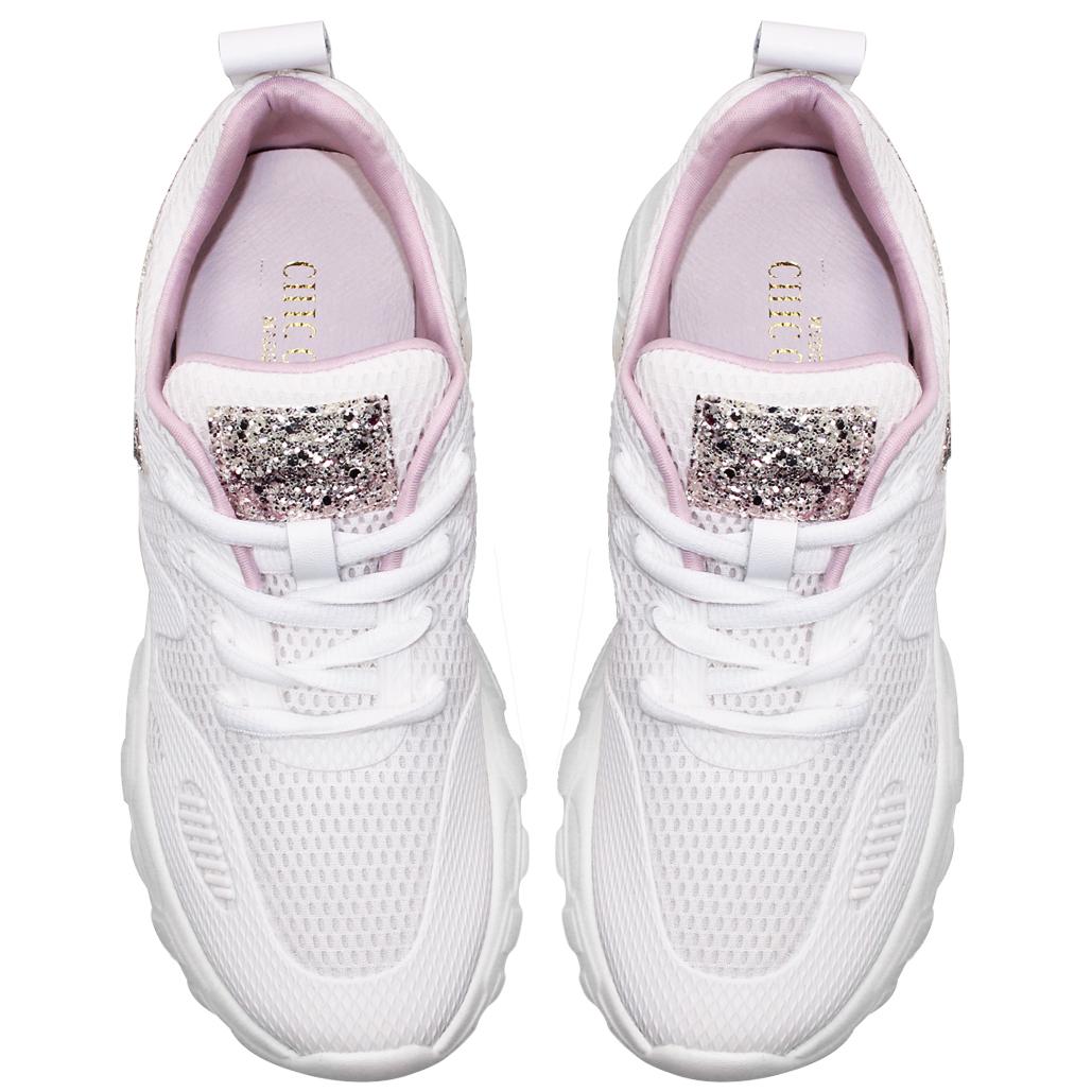 休閒風輕量飛織運動休閒鞋