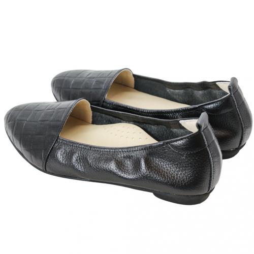 格紋小牛皮基本款樂福鞋