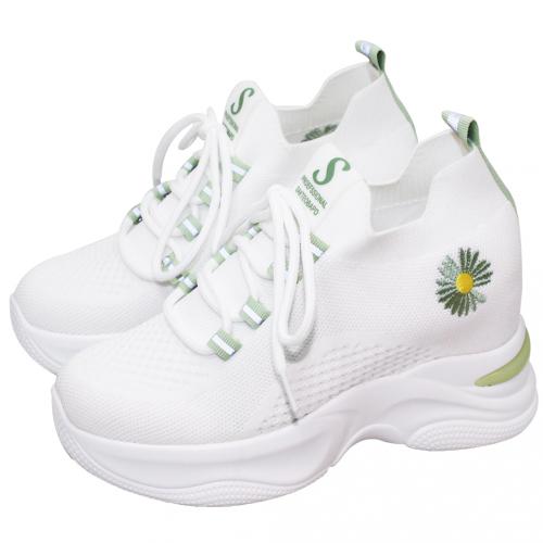 休閒飛織輕量休閒鞋