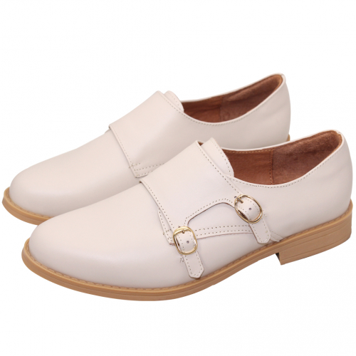 義大利頂級小牛皮孟克鞋